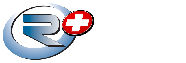 Ram Training Services First Aid Logo White